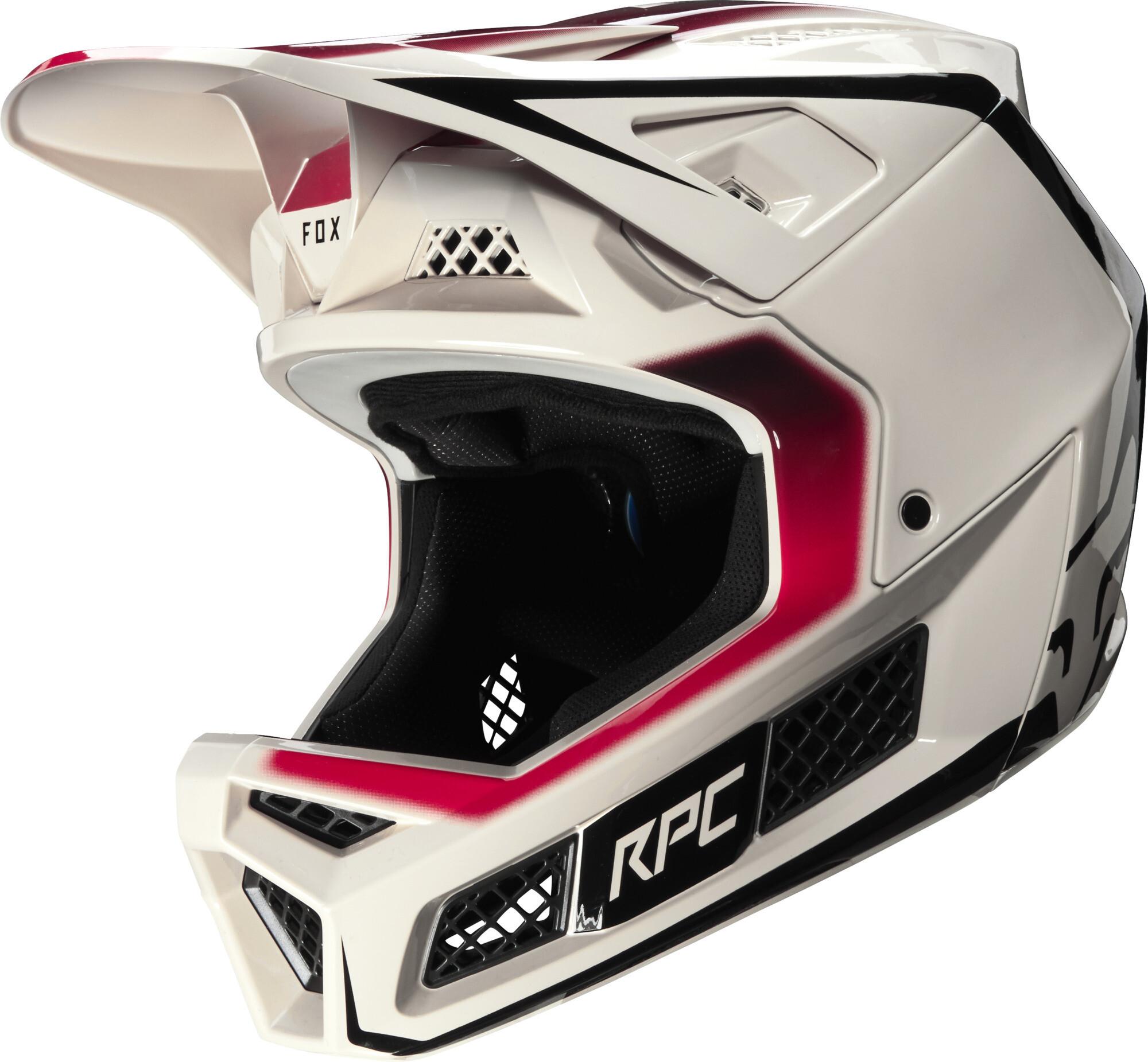 Fox Rampage Pro Carbon Daiz Helmet Men oat at bikester.co.uk